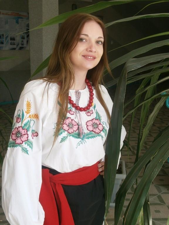 Дудник Оксана учениця ПТУ №42